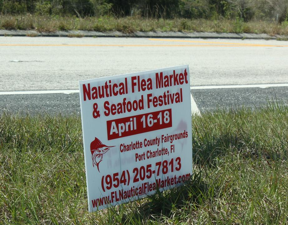 "If there's one word I like to see in combination with ""seafood"", it's ""flea""."