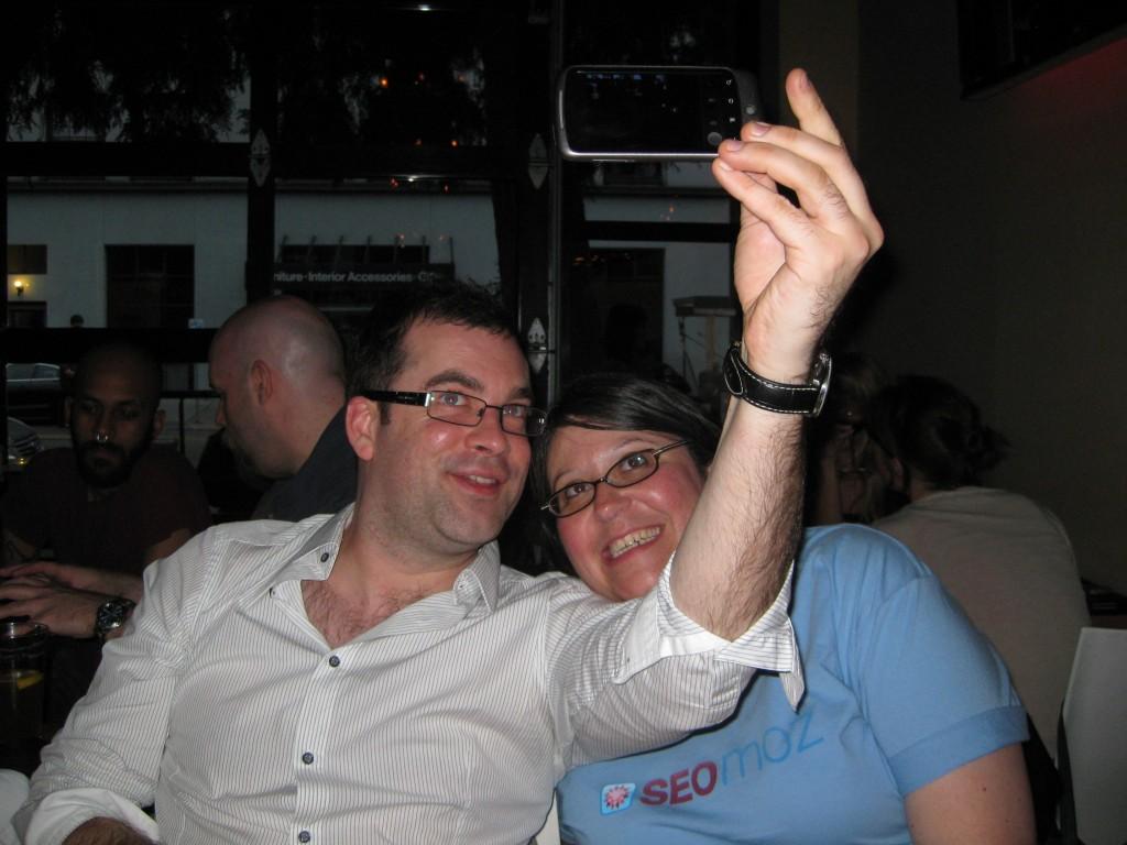 Jen and Richard