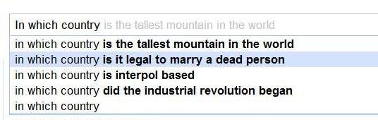 In which country can you marry dead people.