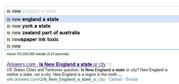 Is New England a State