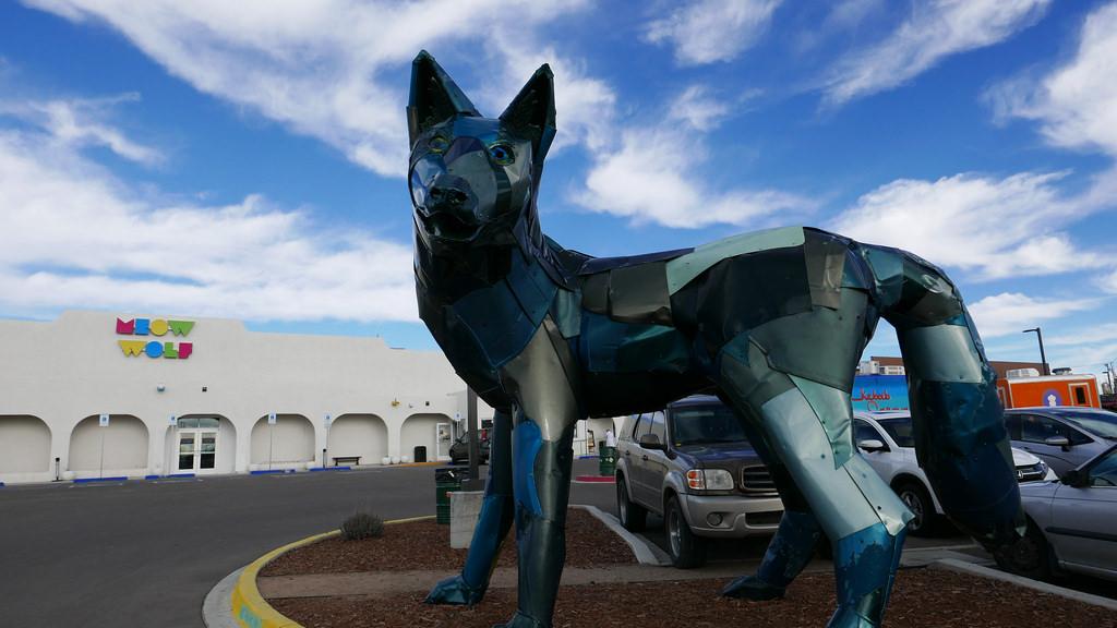 Meow Wolf S House Of Eternal Return Santa Fe New Mexico The Everywhereist
